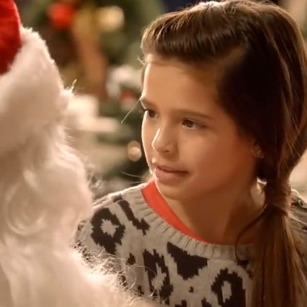 Ford Kids Ask Santa Ford Edge Commercial | Christmas TV ...
