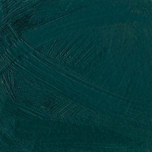 enkaustikos encaustic paints | color swatches -- cobalt teal green