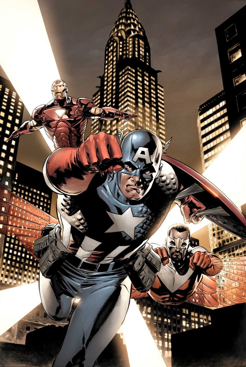 Captain America by Steve Epting Captain america images
