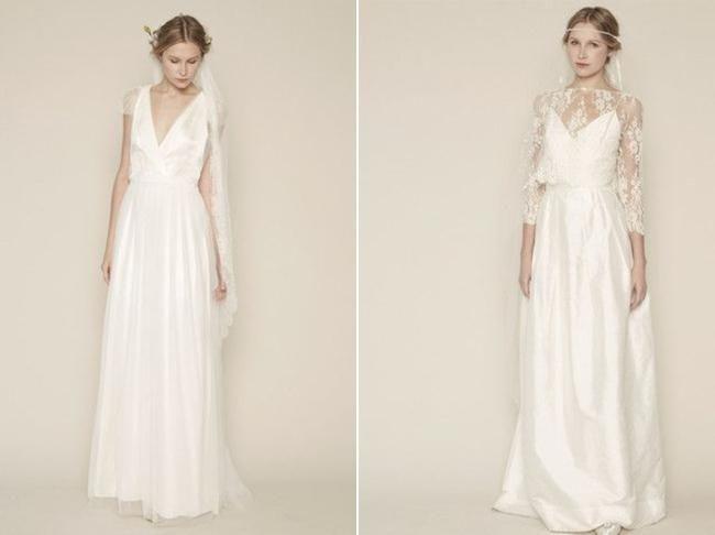 Friday S Fab 5 Bohemian Inspired Wedding Dresses