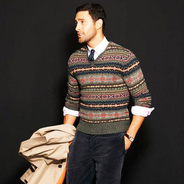 Fair Isle | Fair isles and Men's fashion