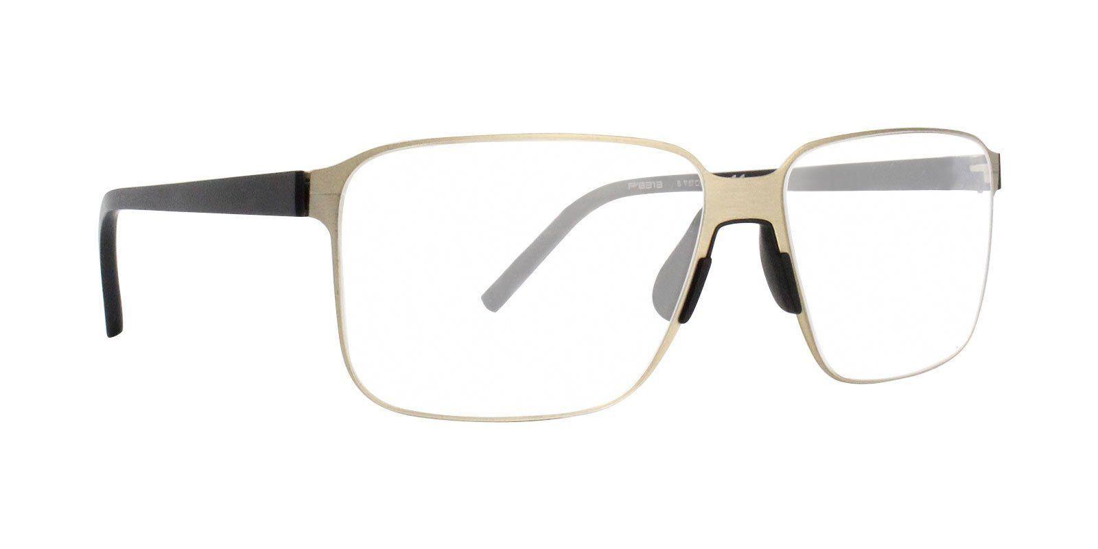 5b6be20a4e8 Porsche Design - P8313 Gold-eyeglasses-Designer Eyes
