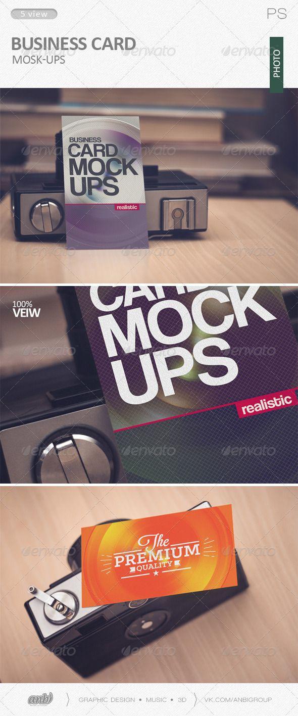 Download 30 Graphics Ideas Business Card Mock Up Website Mockup Render Design