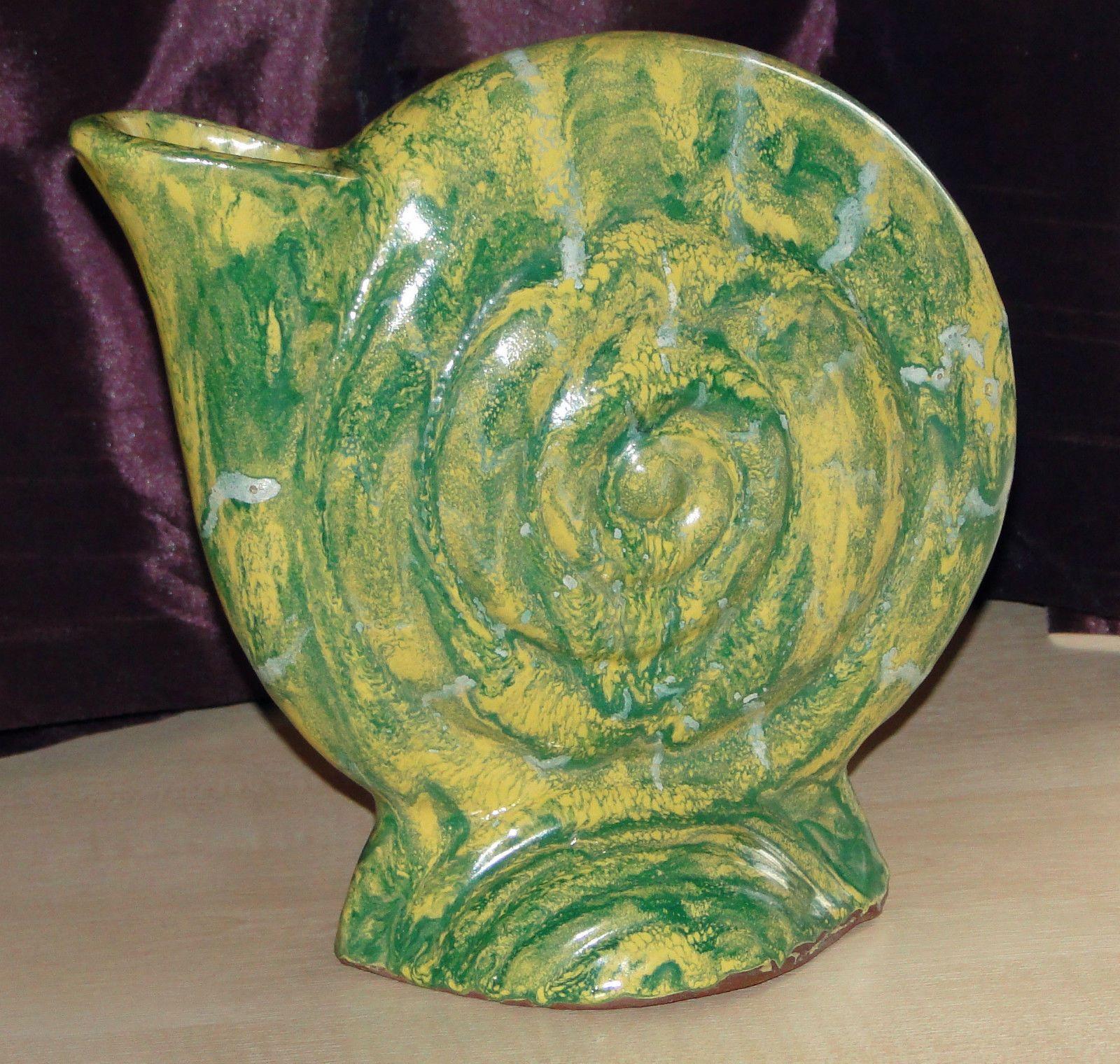 1950s Cecil Baugh Signed Jamaican Studio Pottery Vase