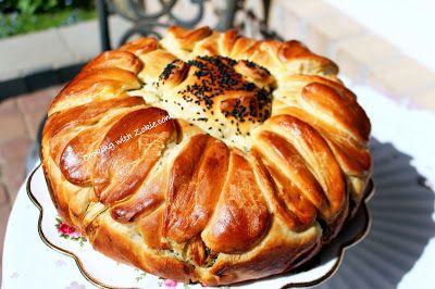 Cooking with Zoki: Suncokret pita