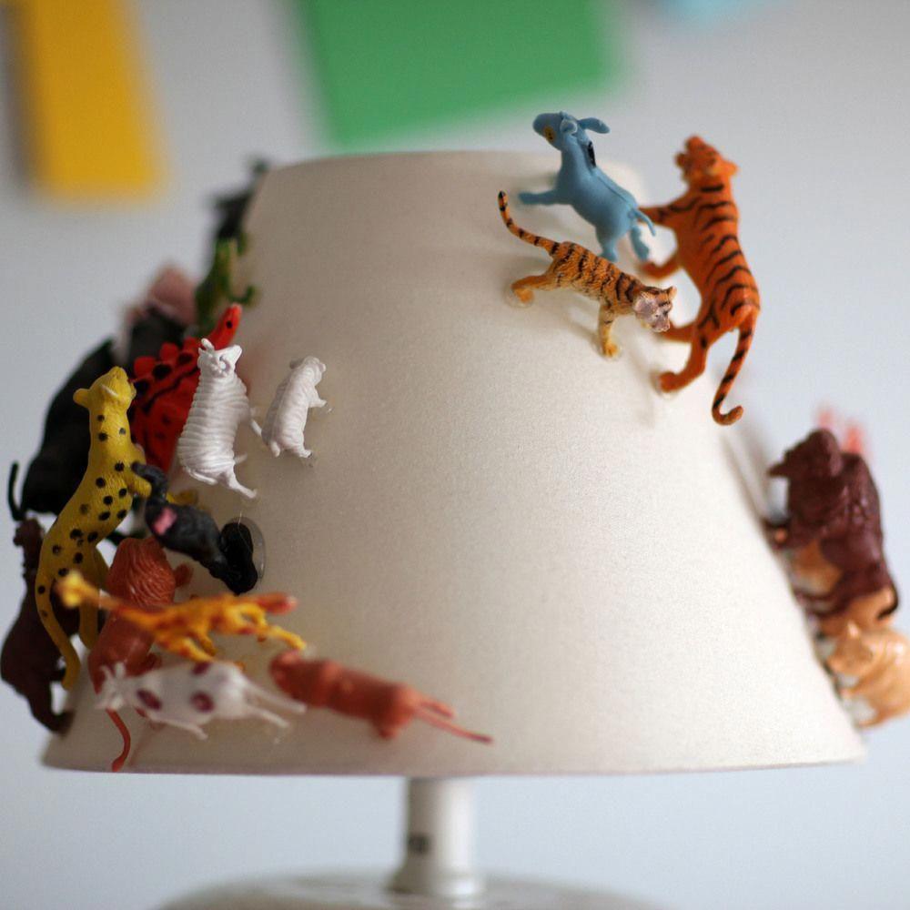 cute lamp for kids room GlassLamps Diy lamp, Kids lamps