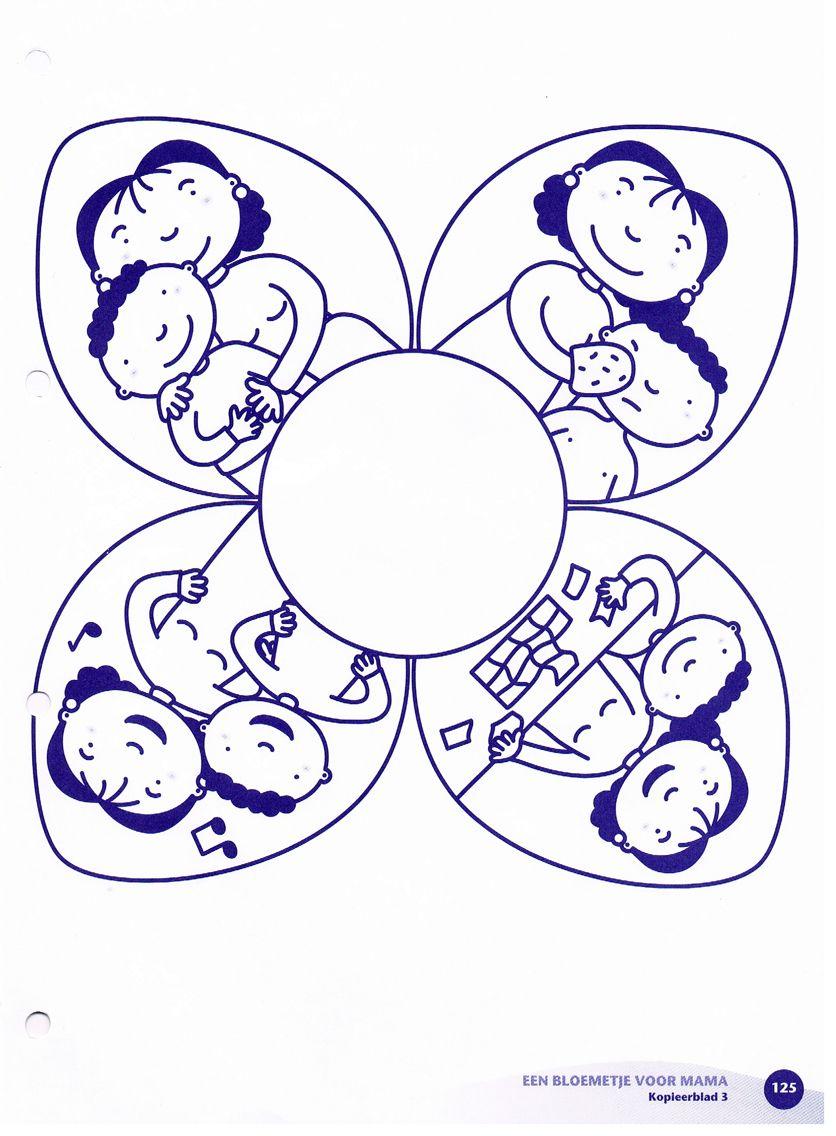 Tov Godsdienst Oudste Kleuters Deel 1 Thema Mama Moederdag Vaderdag Thema