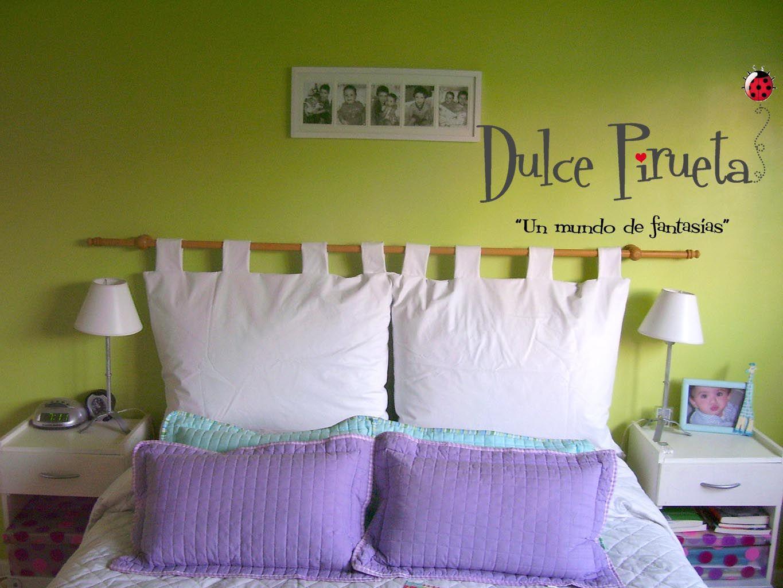 Respaldo de cama deco pinterest ideas para and bedrooms - Respaldo para cama ...