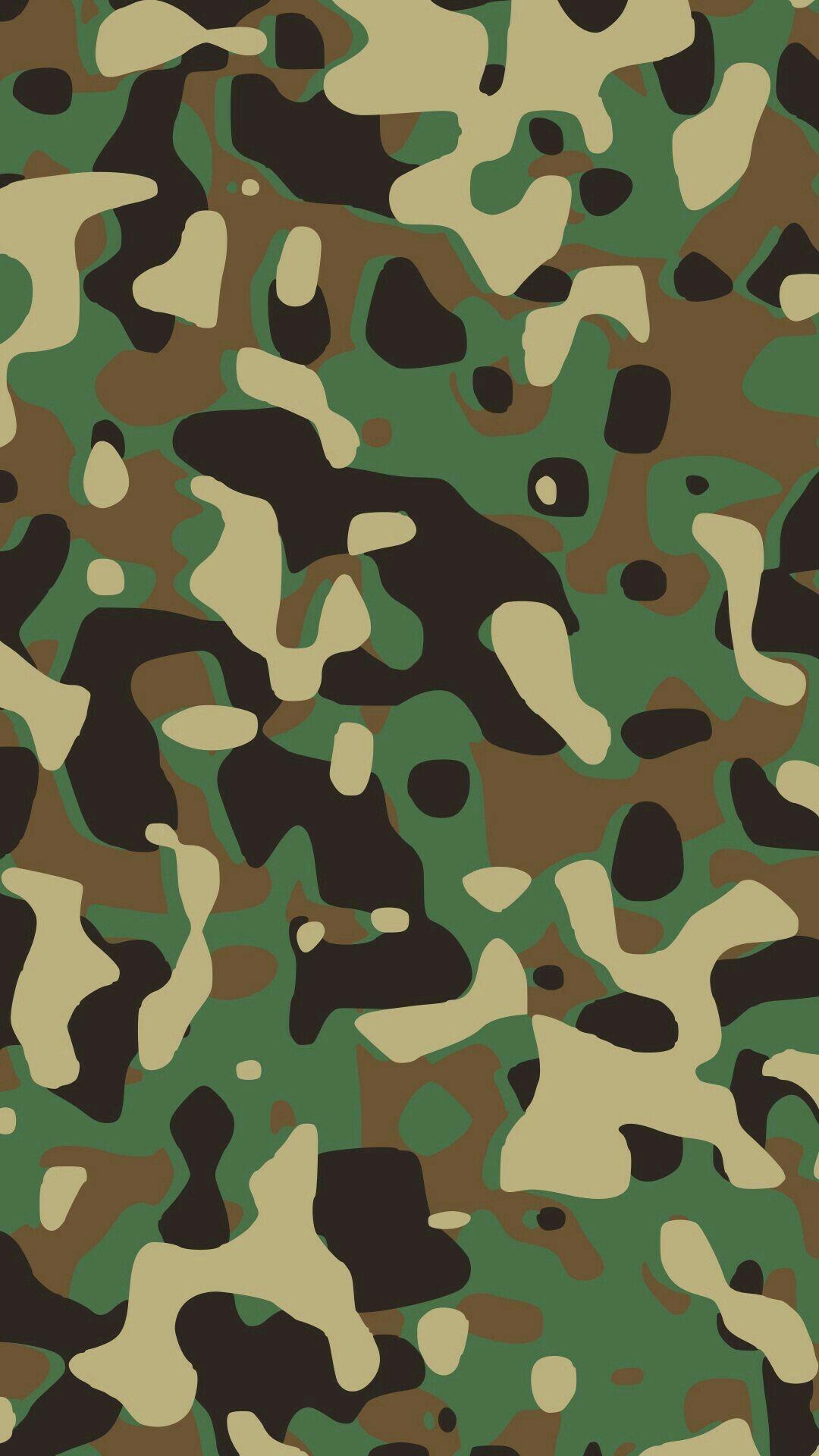 Pin de Mayuran Mayu en Camouflage Fondos militares
