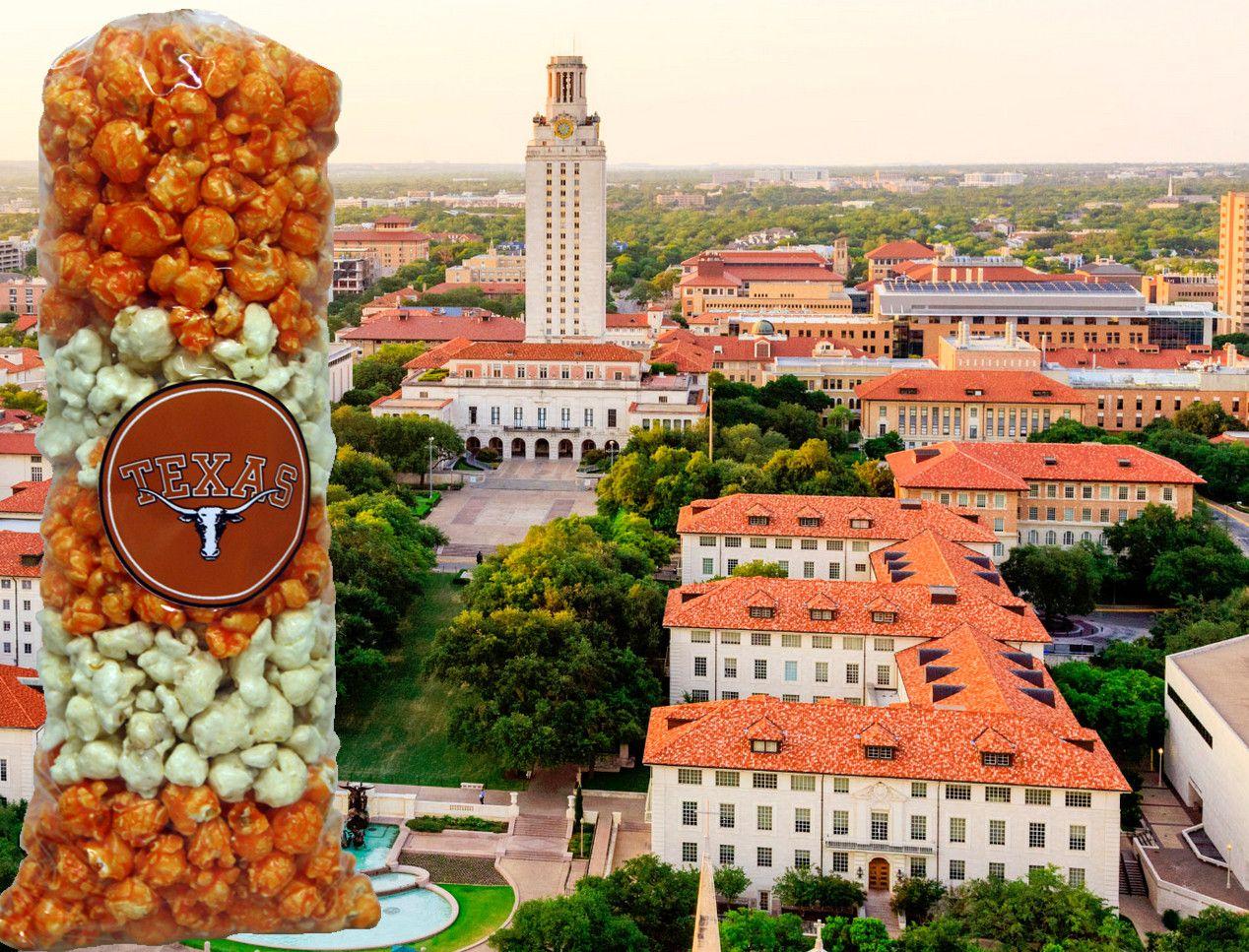 The Burnt Orange and White World university, World