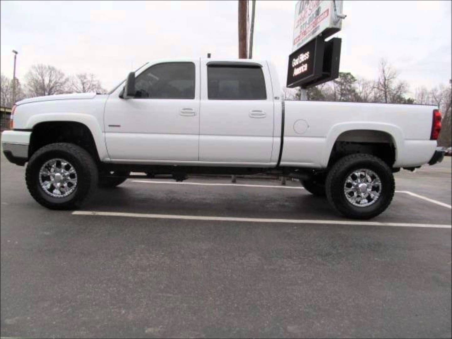 2005 Chevy Silverado 2500 Diesel Lifted Truck For Sale http://www ...