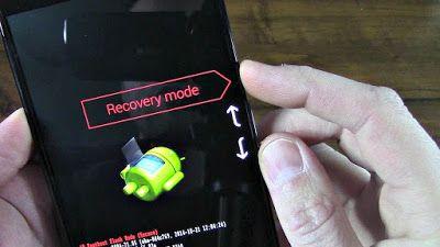 Begini Cara Masuk Ke Recovery Mode Dan Droidboot Asus Zenfone Nih