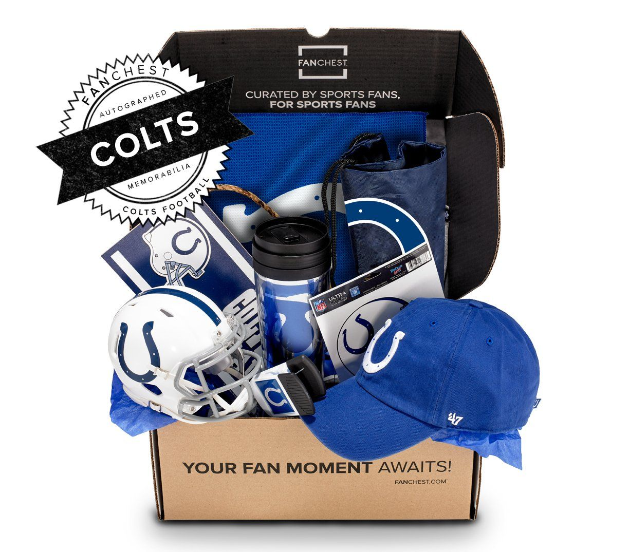 Indianapolis colts memorabilia fanchest lenny moore