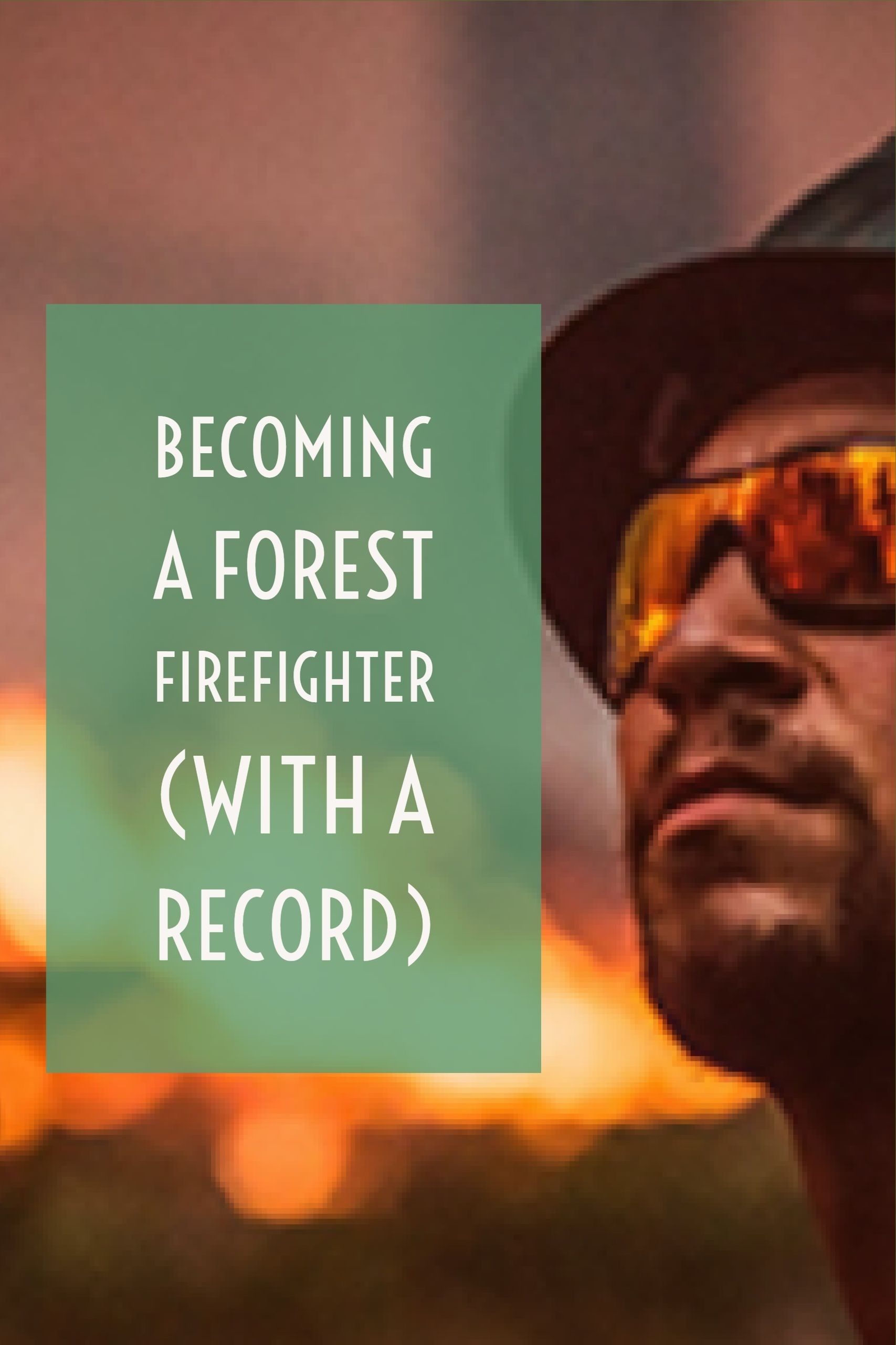 Municipal firefighters require criminal record checks but