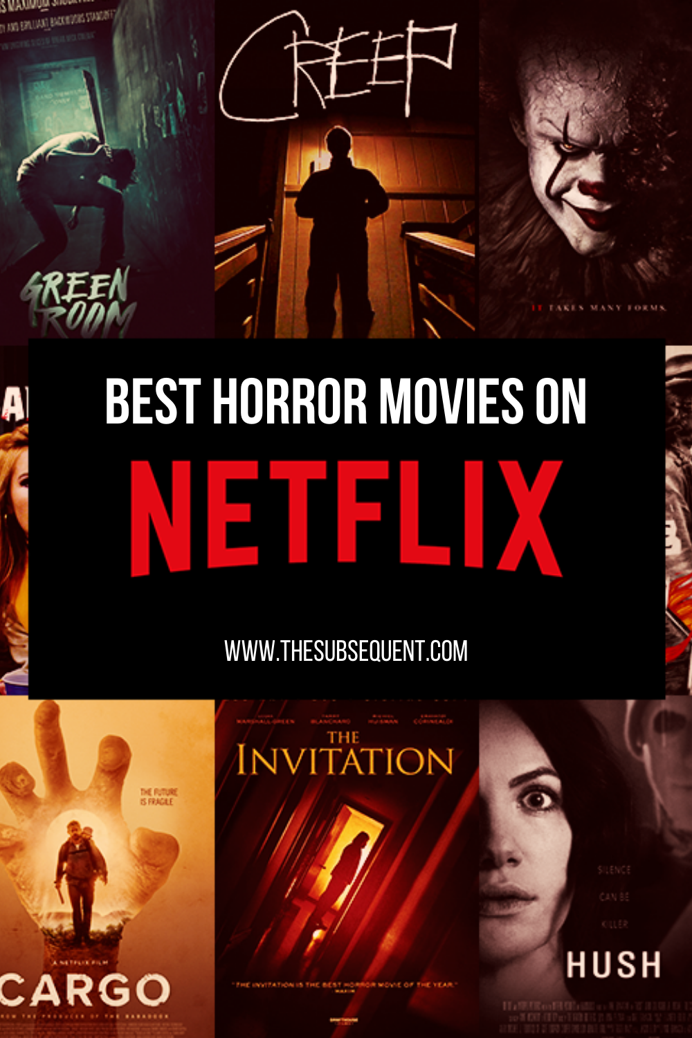 30 Best Horror Movies on Netflix in 2020 Horror movies