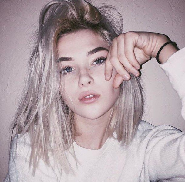 Immagine di girl  grunge  and okaysage. aesthetic  alternative  cool  ghetto  girl  goals  grunge  hair