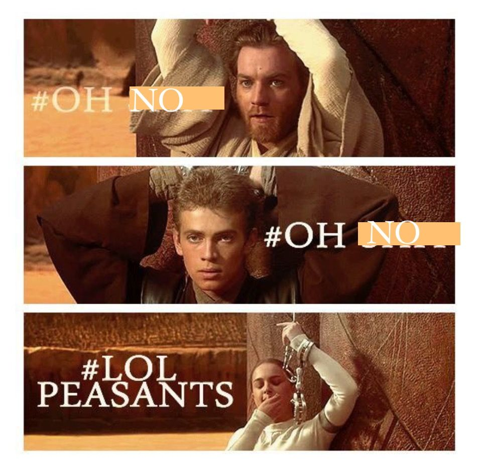 "Famous Obi Wan Quotes: Possibly The Best Scene In The Film ... ""Oh No, We Must"