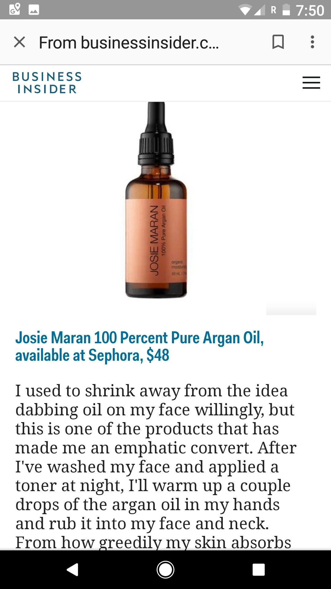 Pin by Wendy W on Beauty Products Pure argan oil, Maran