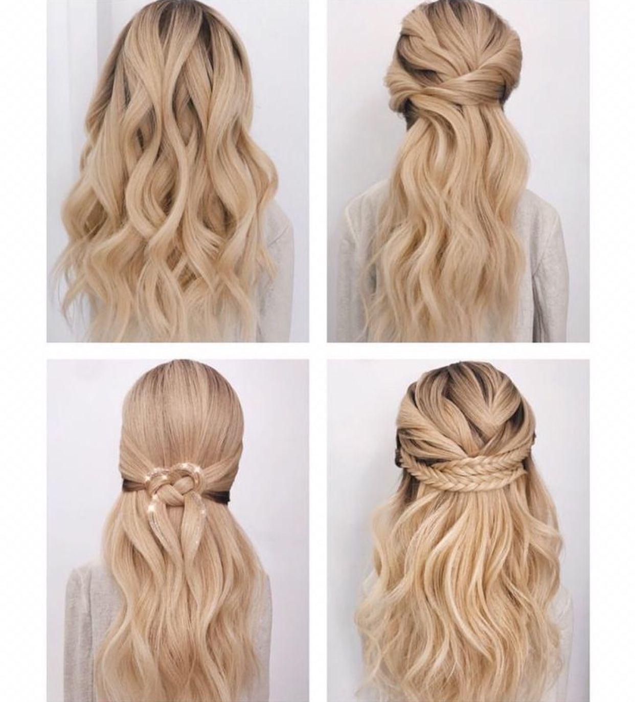 Diy Wedding Guest Hair: Pin By Lynette Tee On Hair Pictorial