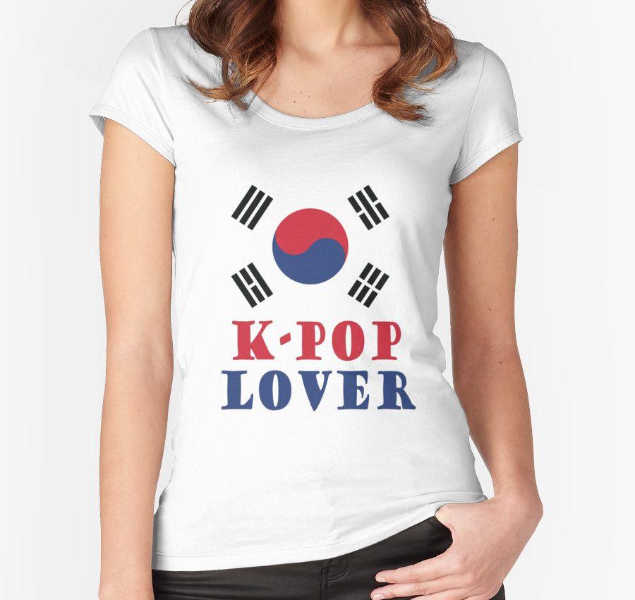 K-Pop Lover T-Shirt – Shopping Selection
