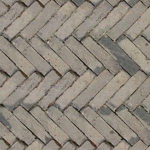 Concrete Herrigbone Outdoor Flooring Textures Seamless 72