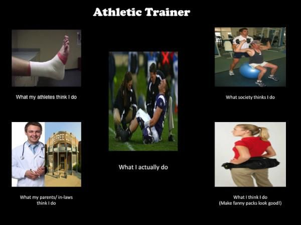 how to become an athletic trainer in canadian