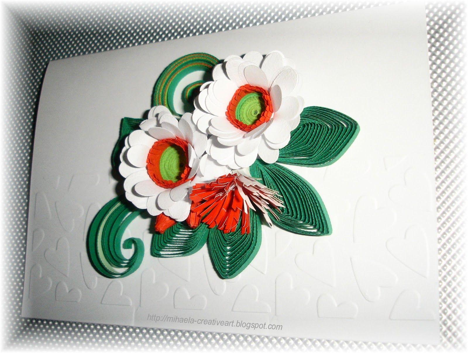 Handmade by Mihaela: Snowdrops