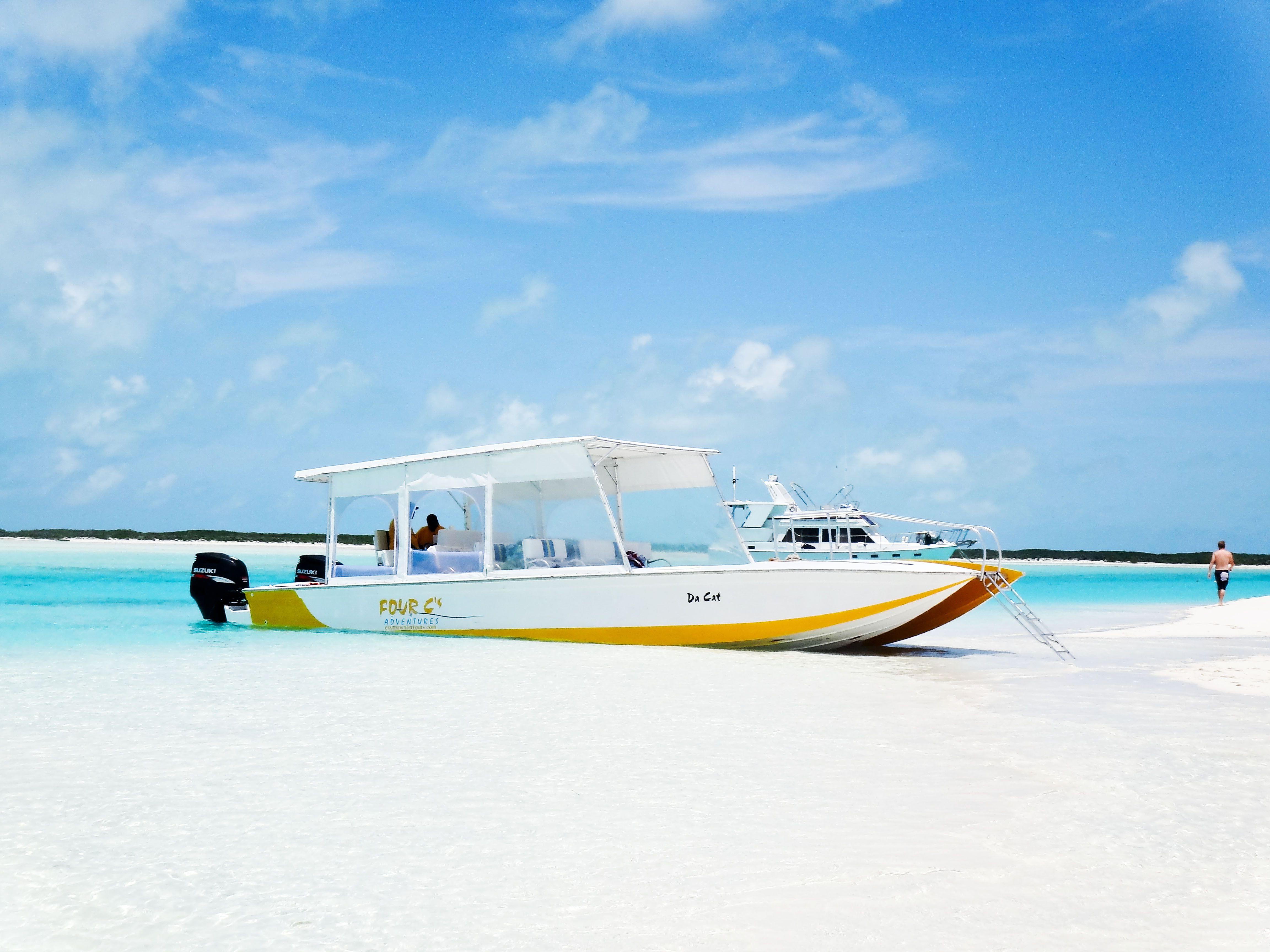 Four C S Tour In Exuma Bahamas So Much Fun Exuma Island Exuma Georgetown Bahamas