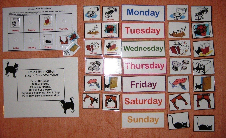 Cookie S Week Literacy Center Pdf Format Teacher Resource Instant Download Sequencing Circle Time Kindergarten Preschool Literacy Centers Literacy Writing Center