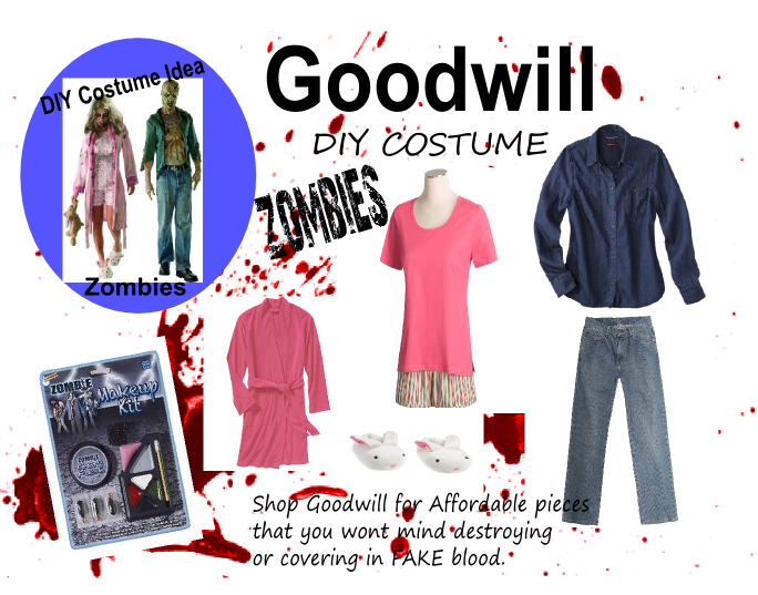 Ways to save create your own halloween costumes pink lady costume diy costumes solutioingenieria Gallery