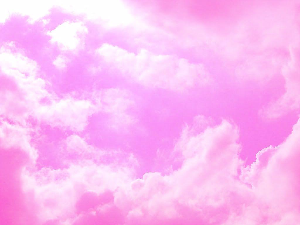 Pink Sky, Purple Sky And Light