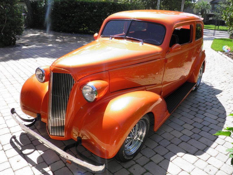 1937 Chevrolet Master for sale by Owner - Winter park, FL ...
