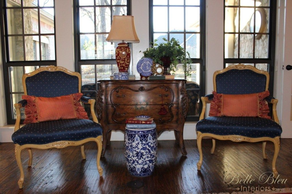 Changes and additions to the living room belle bleu