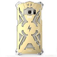Alloy Aluminum Metal Phone Case Cover Shockproof for Samsung Galaxy S7 edge S6 edge Plus Note 5 4 3 A5 A7 A9 2016 A8 J3 J7 E7