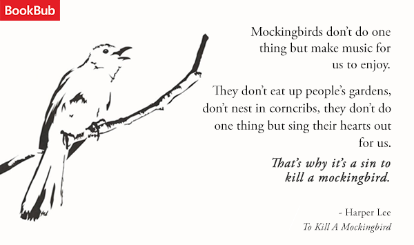 To Kill A Mockingbird Quotes New 7 Timeless Quotes From 'to Kill A Mockingbird'  Pinterest  Tkam