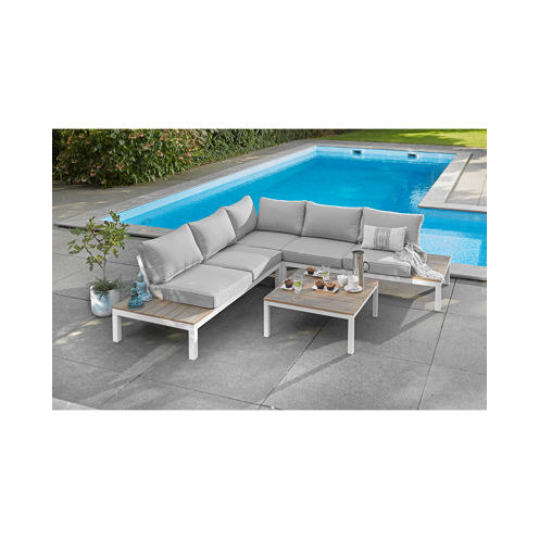 Gartenloungeset Adriana 4 Tlg ǀ Toom Baumarkt Garten Lounge Set Lounge Sitzhohe Stuhl