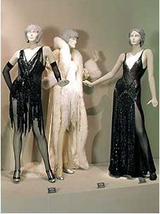From  Chicago  (2002)from left to right worn by Catherine Zeta-Jones as Velma Kelly in worn by both and by Renée Zellweger as Roxie Hart design by Colleen ... & From
