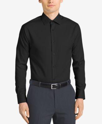 11333346545 CALVIN KLEIN Calvin Klein Steel Men S Classic-Fit Non-Iron Performance  Solid Dress Shirt.  calvinklein  cloth   dress shirts
