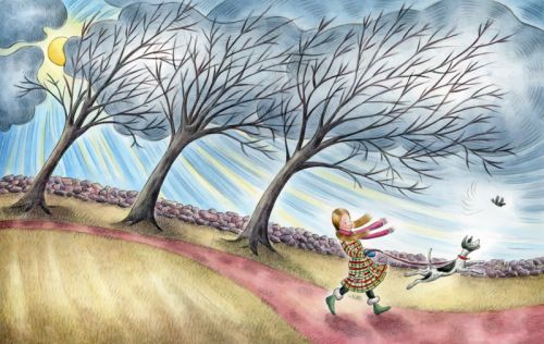 windy march | MarchJennifer Thermes_WindyDay