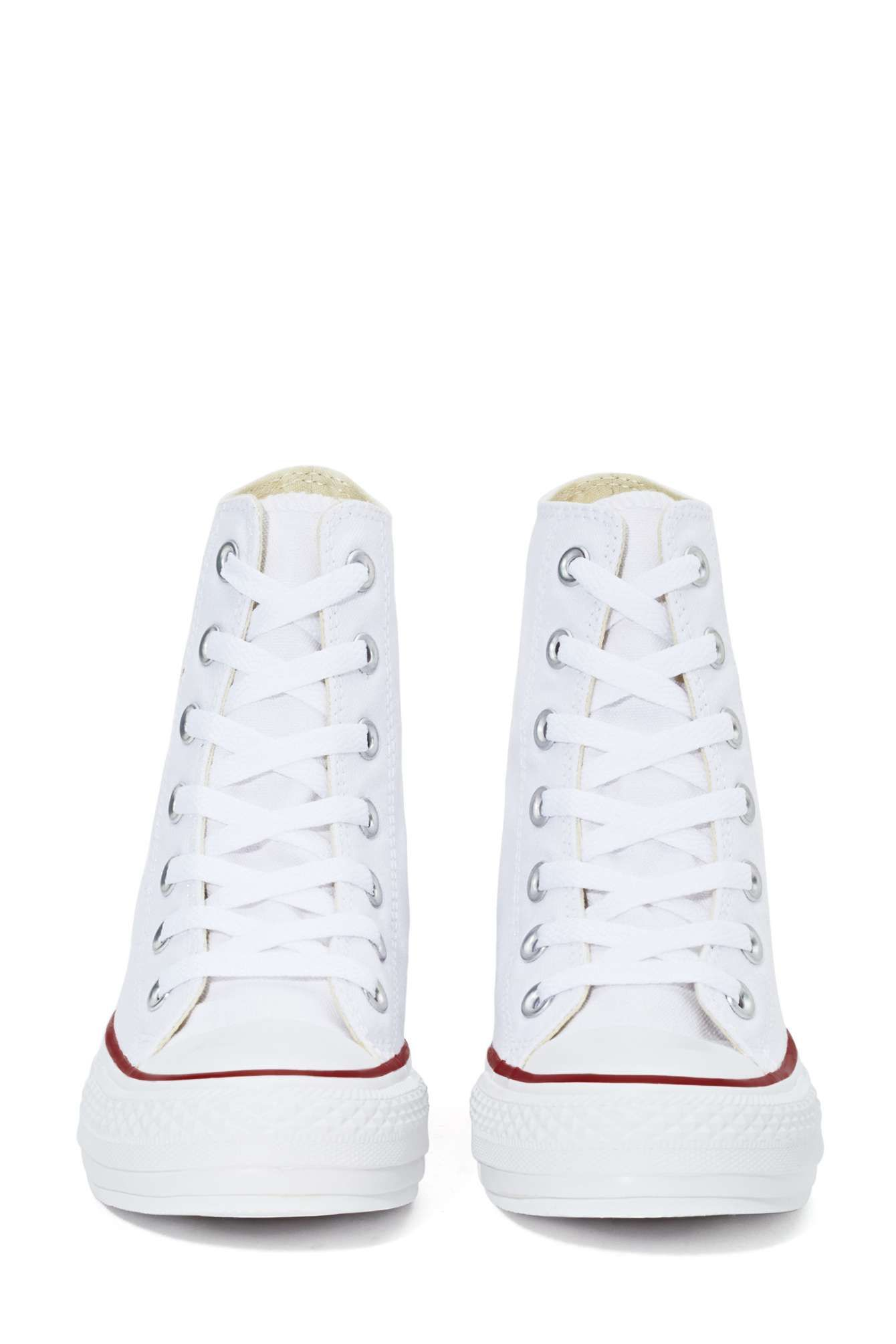5854bbf431f5 Converse High Top Fancy Platform Sneakers