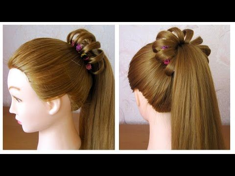 26++ Coiffure fille youtube inspiration