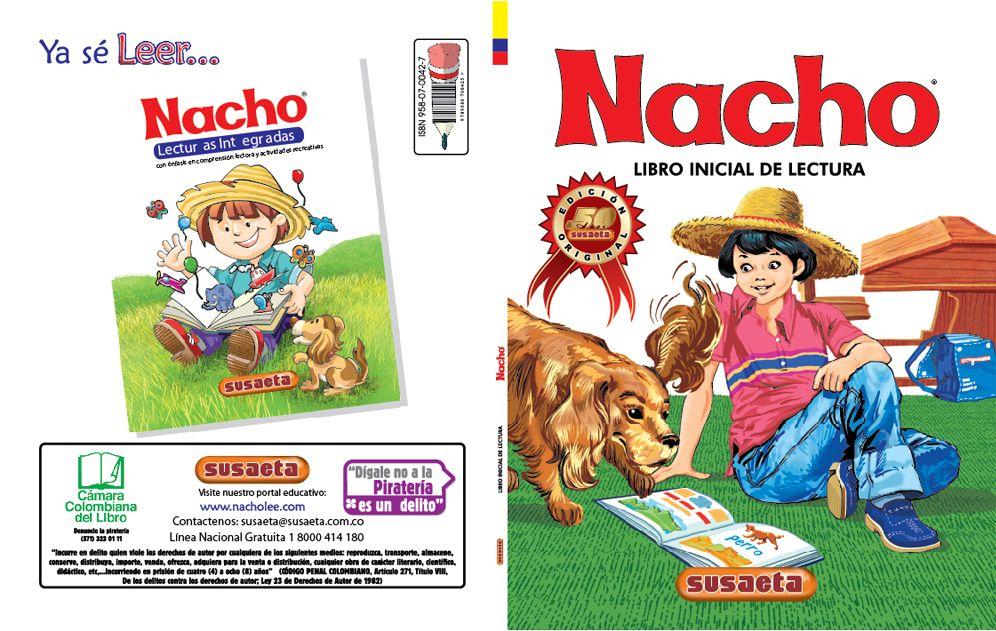 Nacho libro inicial de lectura   Spanish immersion ...