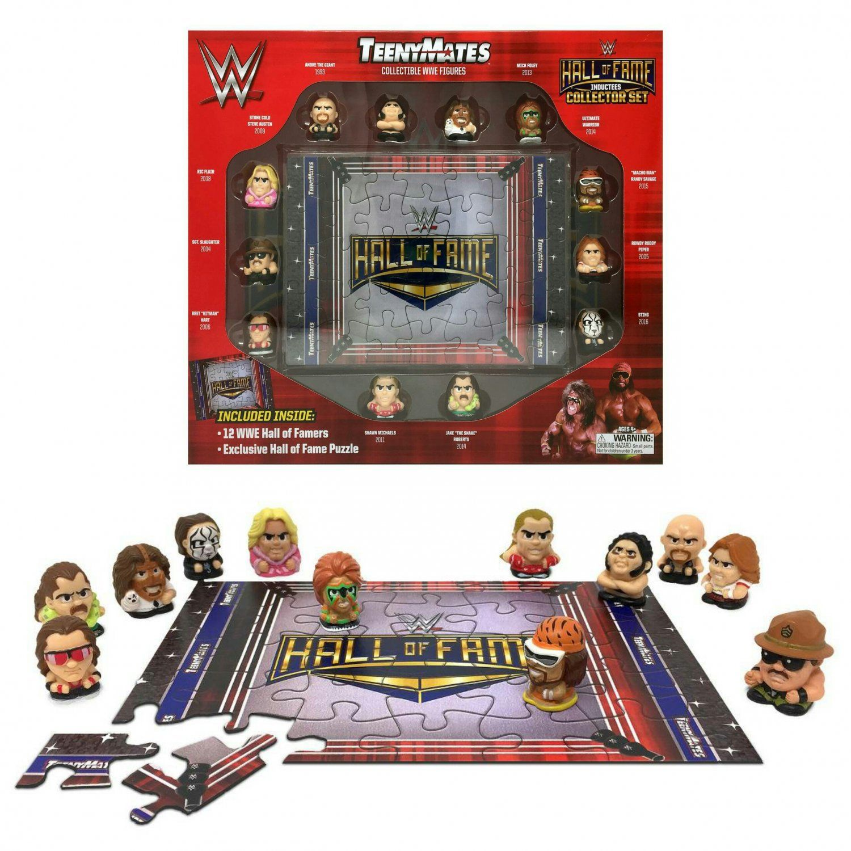 WWE TEENY MATES HALL OF FAME COLLECTOR/'S SET BRAND NEW!!