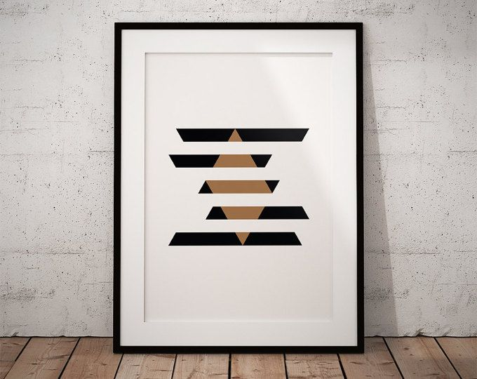 Minimalist large art, Nordic design print, Geometric posters, Minimalist poster, Modern nordic poster, Geometric poster art, geometric art.  Higher quality art prints. by PositiveChangeArt on Etsy