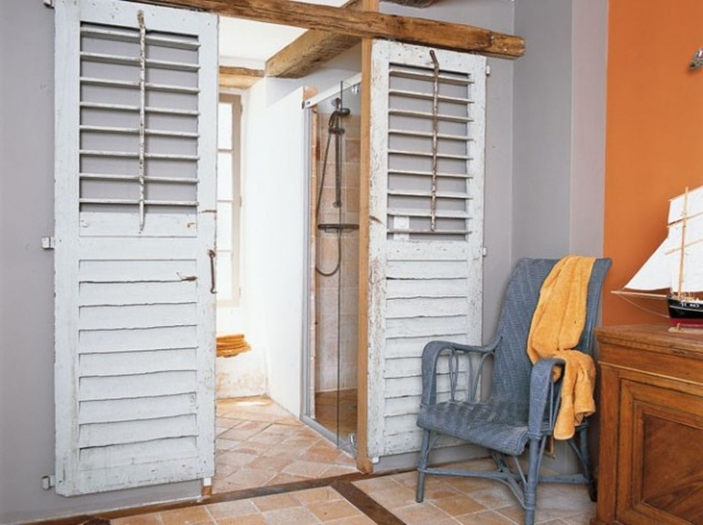 Porte Coulissante Persienne Cloison Coulissante Ikea Fenetre Avec - Porte placard coulissante avec porte intérieure vitrée coulissante
