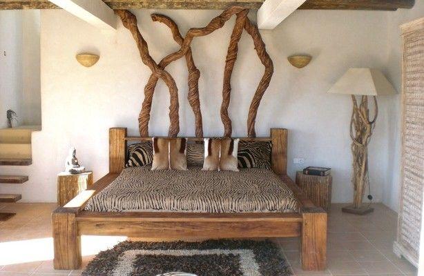 Afbeeldingsresultaat voor slaapkamer wanddecoratie warm - IR ...