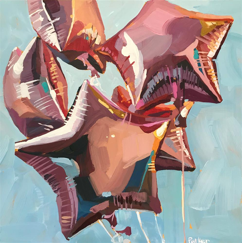 Daily Paintworks - Original Fine Art © Teddi Parker