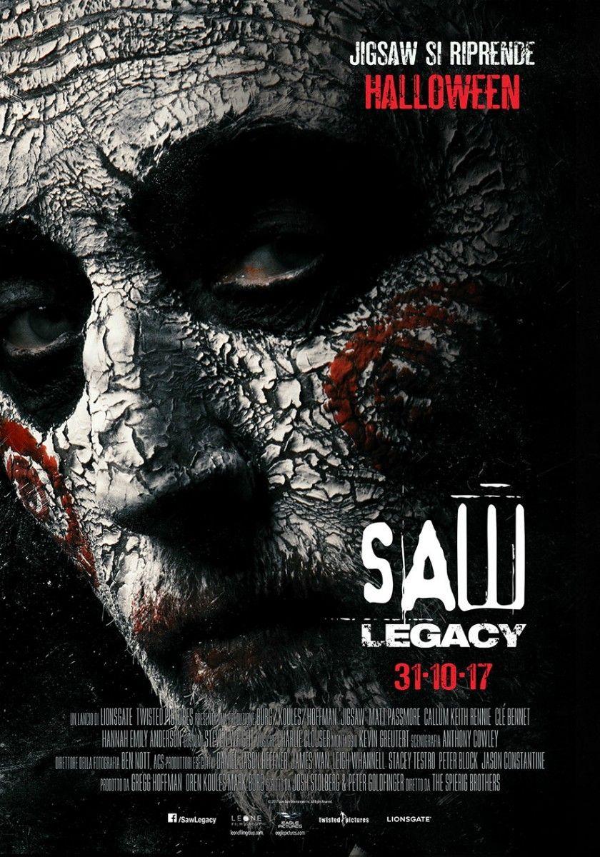 Saw Legacy Film Ita 2017 Streaming Altadefinizione Film Enigma Film Completi
