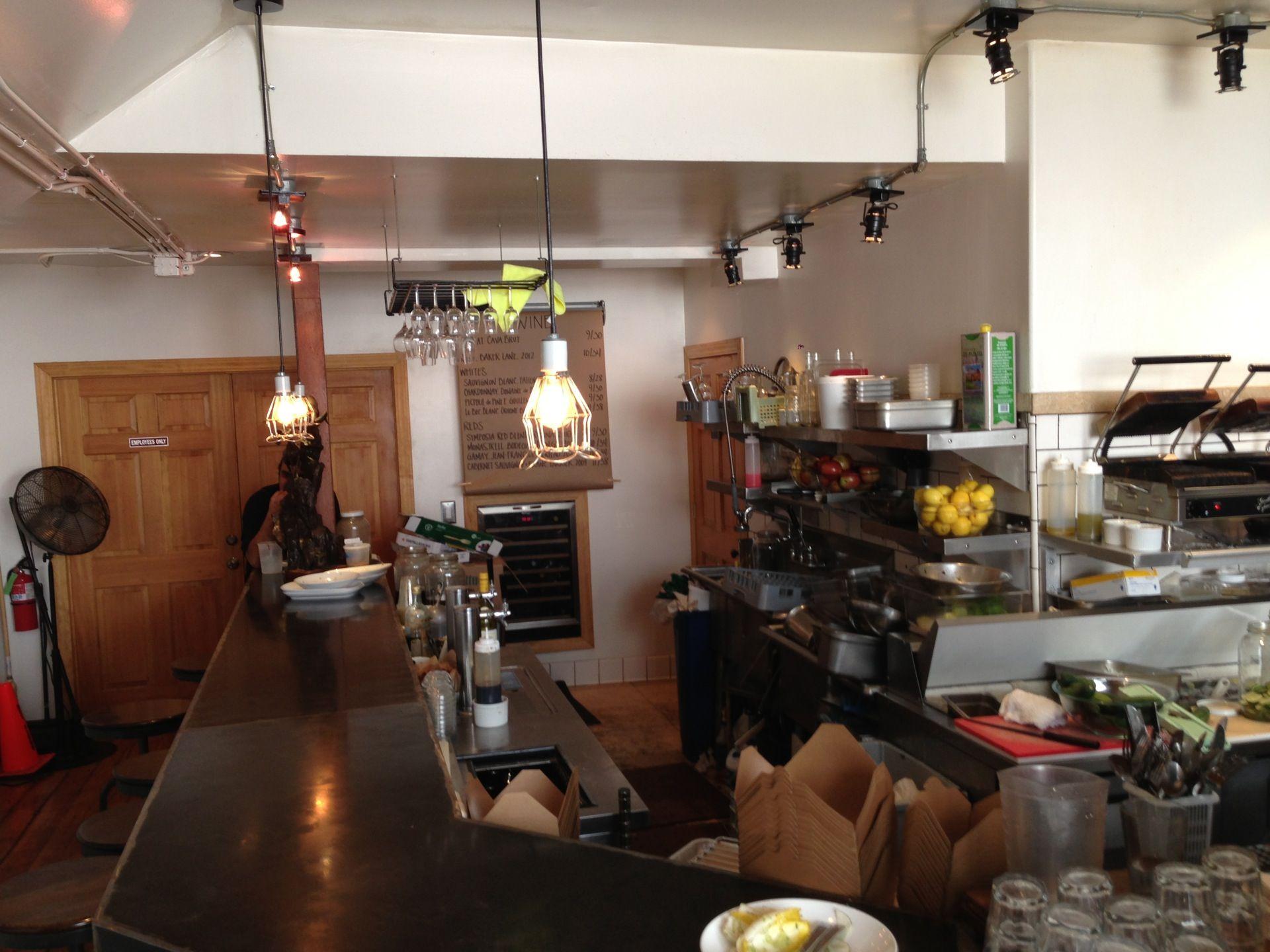 Darwin Cafe in San Francisco CA Darwin