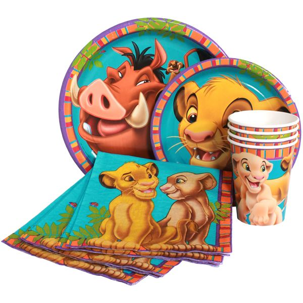 Lion King Party Supplies Doodah S First Birthday Lion